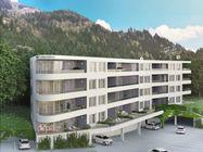 Moderno turistično naselje Alpe Maritima se nahaja na sončni lokaciji. Od smučišča in žičnice Kanzelbahn je oddaljen 250 m. Moderni in lepo opremljeni